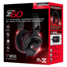 Picture of TURTLE BEACH EAR FORCE Z60