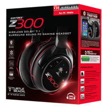 Picture of TURTLE BEACH EAR FORCE Z300
