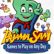 Picture of PAJAMA SAM: GAMES TO PLAY ON ANY DAY ( 數碼版 )