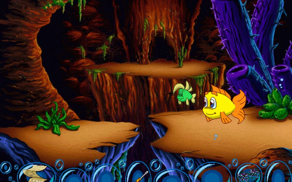 Picture of FREDDI FISH 4: THE CASE OF THE HOGFISH RUSTLERS OF BRINY GULCH ( 數碼版 )