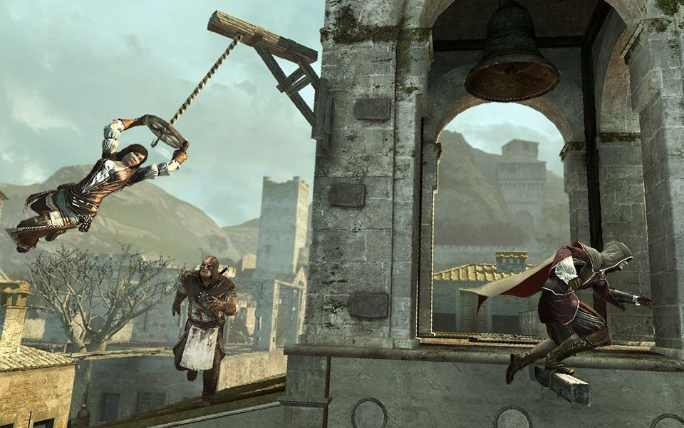 Picture of ASSASSIN'S CREED BROTHERHOOD ( digital version )