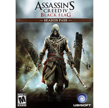 Picture of ASSASSIN'S CREED IV BLACK FLAG - SEASON PASS ( digital version )