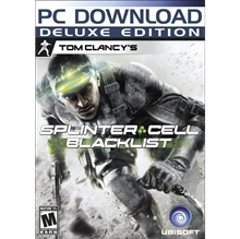Picture of TOM CLANCY'S SPLINTER CELL BLACKLIST™ DELUXE EDITION ( digital version )