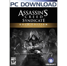 Picture of ASSASSIN'S CREED SYNDICATE GOLD EDITION ( digital version )