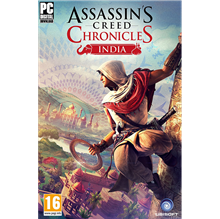 Picture of ASSASSIN'S CREED CHRONICLES : INDIA  ( digital version )