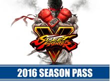 Picture of STREET FIGHTER V 2016 SEASON PASS ( Digital Version )