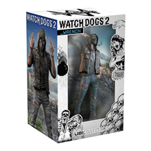 图片 WATCH DOGS 2 WRENCH FIGURINE