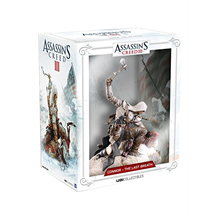 Picture of ASSASSIN'S CREED CONNOR - THE LAST BREATH FIGURINE