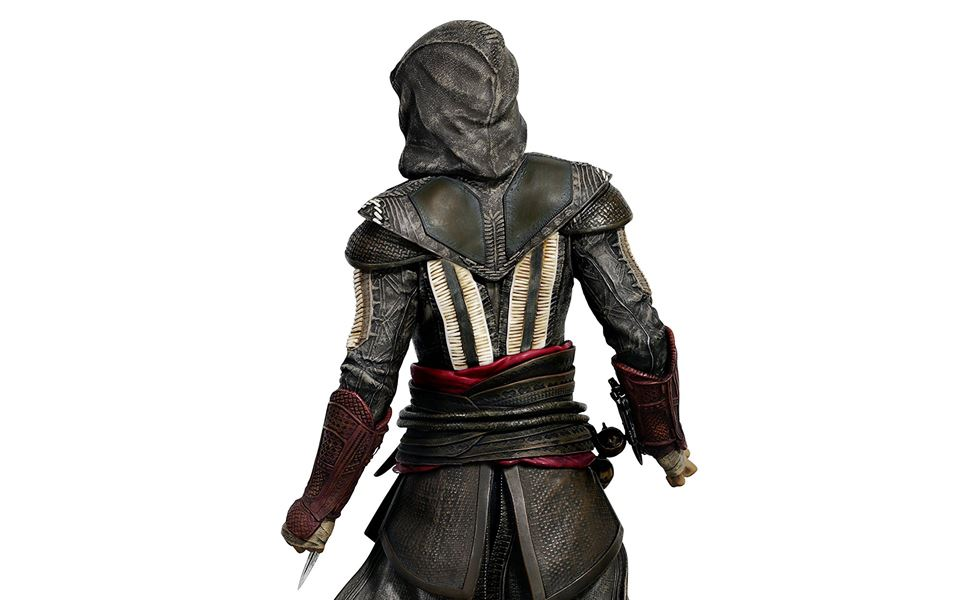Picture of ASSASSIN'S CREED MOVIE AGUILAR FIGURINE