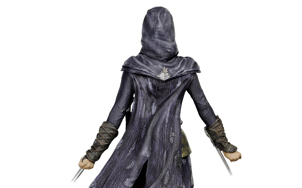 Picture of ASSASSIN'S CREED MOVIE MARIA FIGURINE