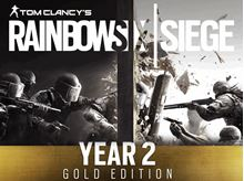 Picture of TOM CLANCY'S RAINBOW SIX SIEGE YEAR 2 GOLD EDITION ( digital version )
