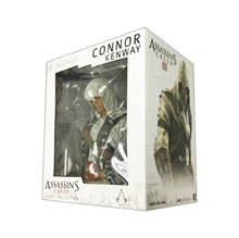 Picture of ASSASSIN'S CREED 3 BUST CONNOR FIGURINE