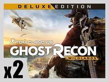 Picture of TOM CLANCY'S GHOST RECON WILDLAND - Deluxe Edition PRE-ORDER 2 COPIES BUNDLE ( digital version )