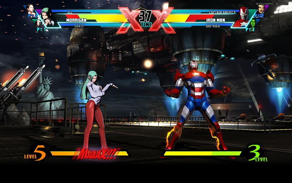 Picture of ULTIMATE MARVEL VS. CAPCOM 3 ( 數碼版 )