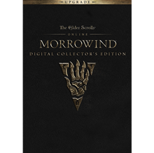 Picture of THE ELDER SCROLLS ONLINE: MORROWIND - Collector's Edition Upgrade ( digital version )