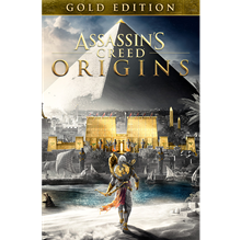 Picture of ASSASSIN'S CREED ORIGINS - Gold Edition Pre-Order ( digital version )