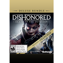 Picture of DISHONORED: DEATH OF THE OUTSIDER DELUXE ( digital version )