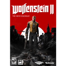 Picture of WOLFENSTEIN II: THE NEW COLOSSUS - Standard Edition ( digital version )