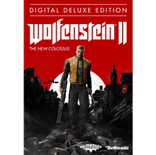 Picture of WOLFENSTEIN II: THE NEW COLOSSUS - Deluxe Edition ( digital version )