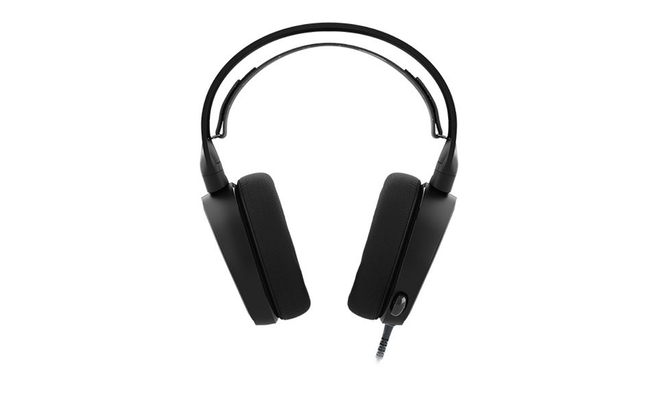 图片 STEELSERIES ARCTIS 3 (BLACK) HEADSET