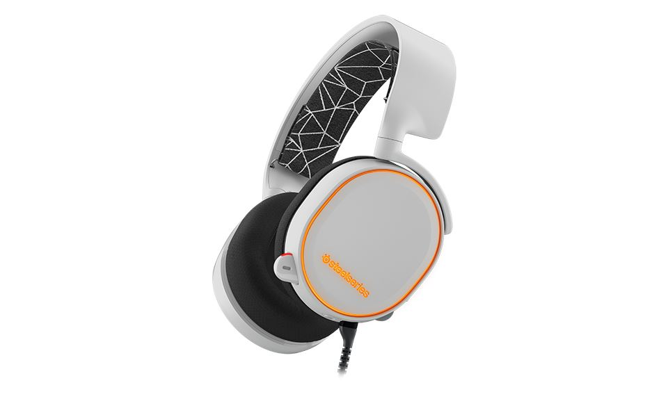 Picture of STEELSERIES ARCTIS 5 (WHITE) HEADSET