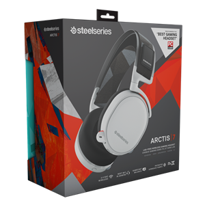 Picture of STEELSERIES ARCTIS 7 (WHITE) HEADSET