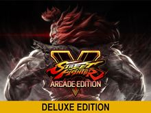Picture of STREET FIGHTER V : ARCADE EDITION DELUXE EDITION ( digital version )