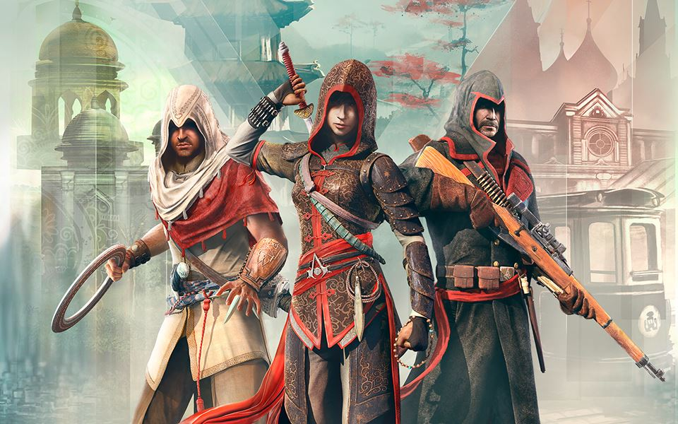 Picture of ASSASSIN'S CREED CHRONICLES : TRILOGY  ( digital version )