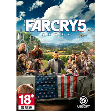 Picture of FAR CRY 5 STANDARD EDITION ( digital version )