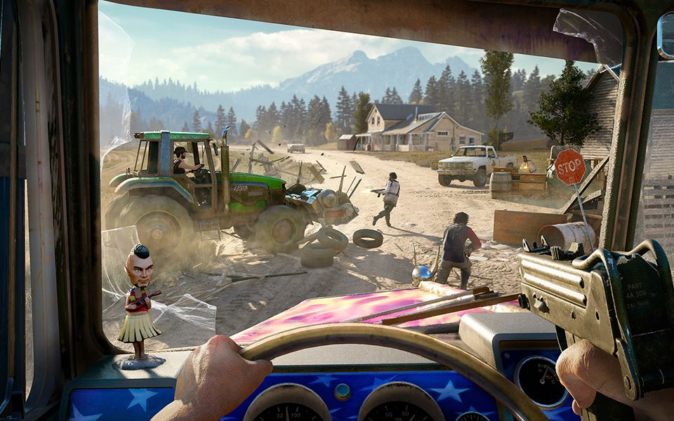 Picture of FAR CRY 5 DELUXE EDITION PRE-ORDER ( digital version )