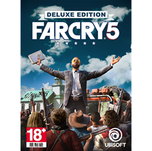 Picture of FAR CRY 5 DELUXE EDITION ( digital version )