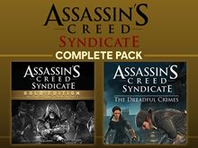 Picture of ASSASSIN'S CREED SYNDICATE COMPLETE PACK ( digital version )