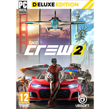 Picture of THE CREW 2 DELUXE EDITION PRE-ORDER ( digital version )