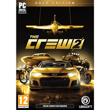 Picture of THE CREW 2 GOLD EDITION PRE-ORDER ( digital version )