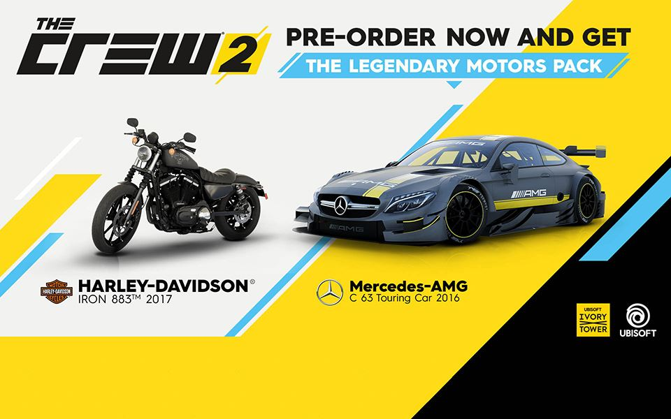 Picture Of THE CREW 2 GOLD EDITION PRE ORDER Digital Version