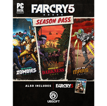 Picture of FAR CRY 5 SEASON PASS ( digital version )