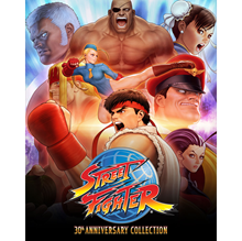 Picture of STREET FIGHTER 30TH ANNIVERSARY COLLECTION ( digital version )