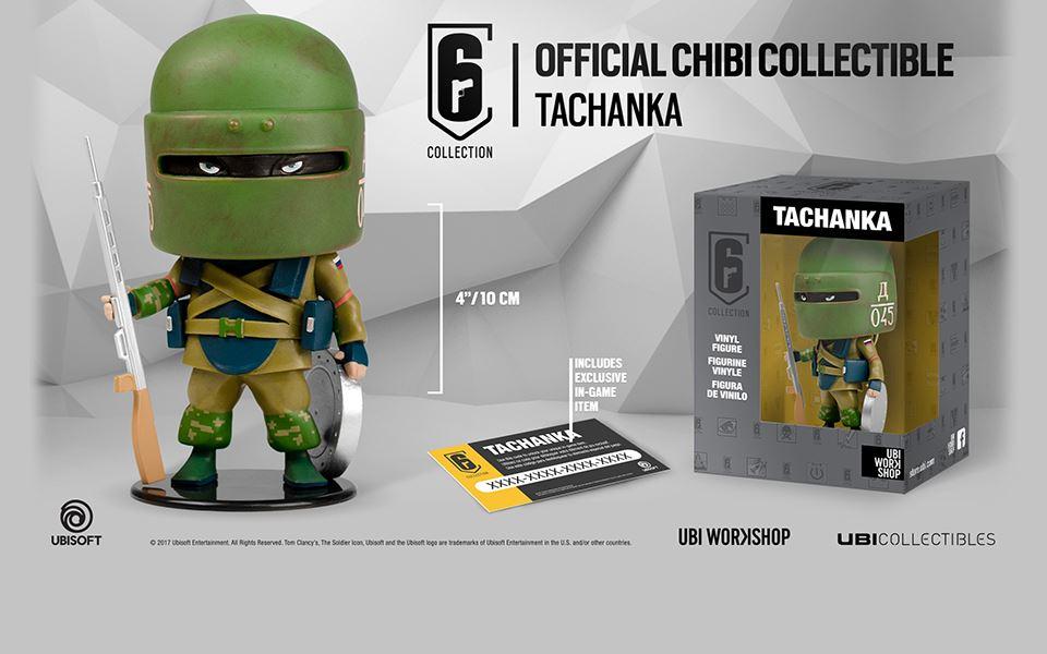 Picture of SIX COLLECTION: TACHANKA 遊戲公仔
