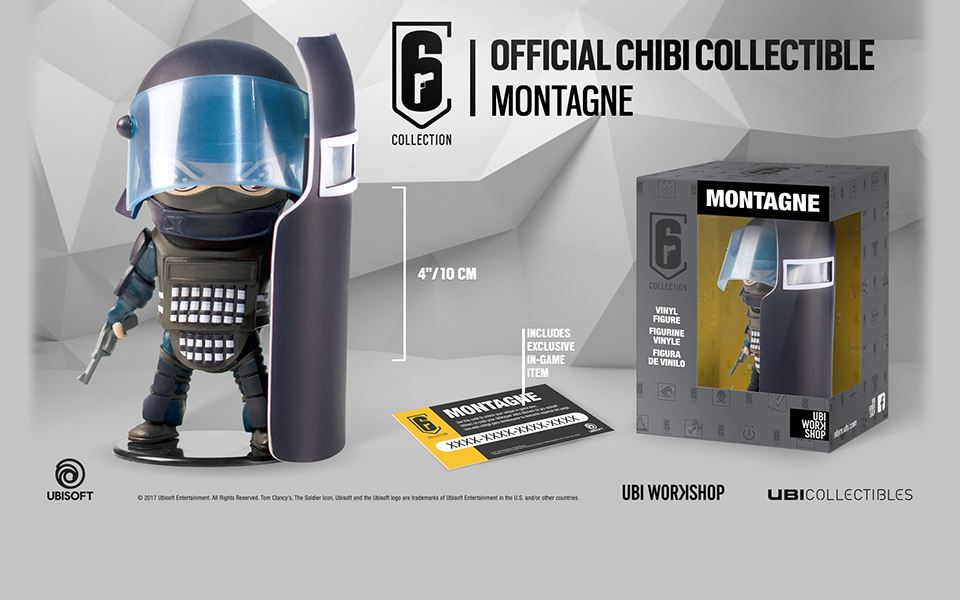 Picture of SIX COLLECTION: MONTAGNE 遊戲公仔