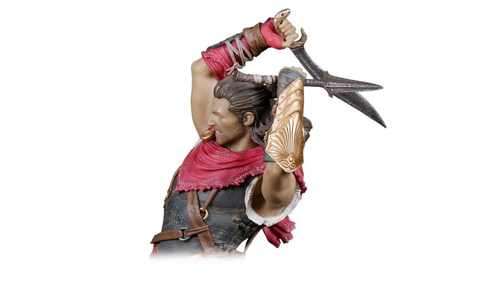 图片 ASSASSIN'S CREED ODYSSEY ALEXIOS FIGURINE