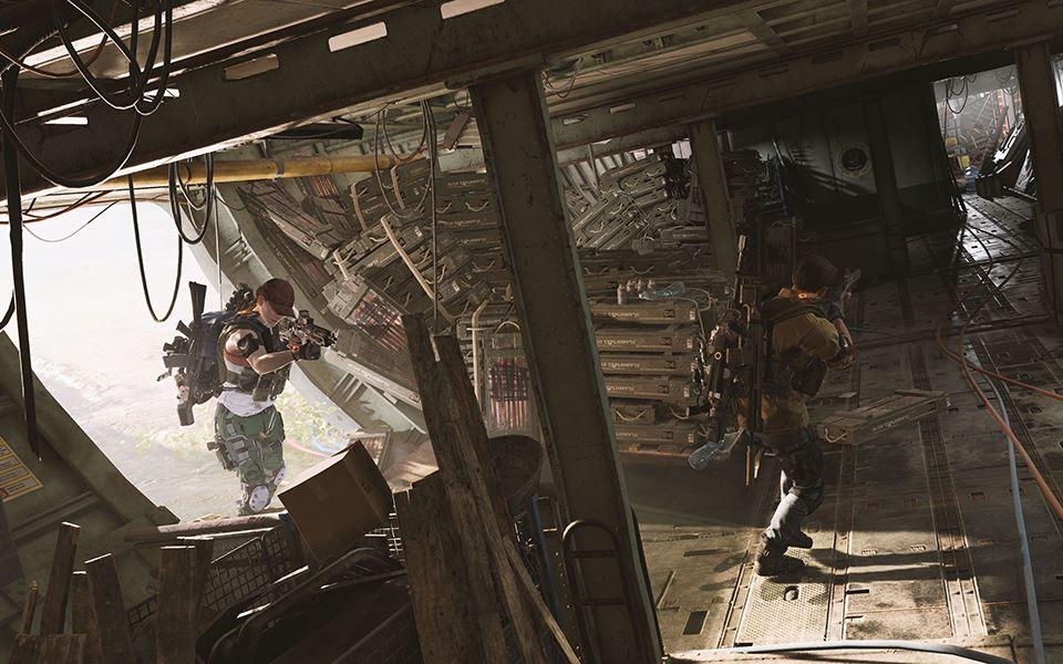 Picture of 湯姆克蘭西:全境封鎖 2 預購版 ( 數碼版 )
