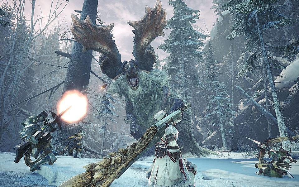 Picture of 魔物獵人 世界:ICEBORNE ( 數碼版 )