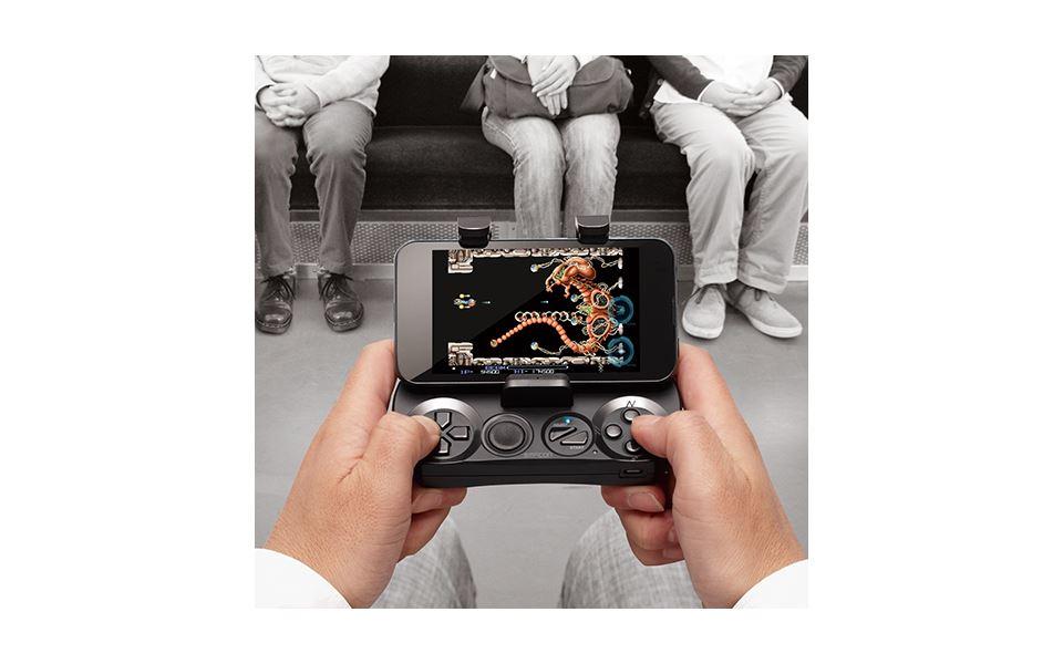 Picture of SMACON - ANDROID 智能手機遊戲專用控制器
