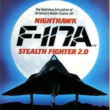 Picture of F-117A NIGHTHAWK STEALTH FIGHTER 2.0 ( 數碼版 )