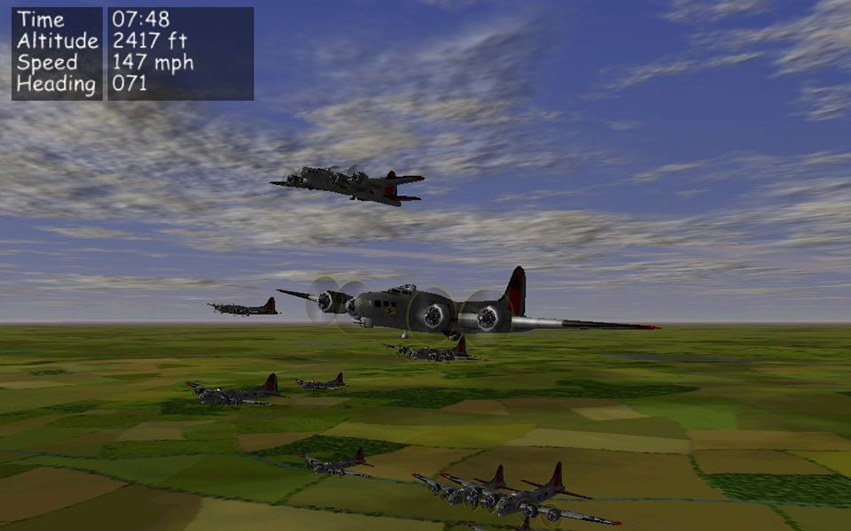 Picture of B-17 FLYING FORTRESS: THE MIGHTY 8TH ( 數碼版 )