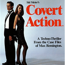 Picture of SID MEIER'S COVERT ACTION (CLASSIC) ( 數碼版 )