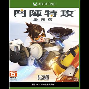 Picture of 《 XboxOne 》鬥陣特攻 啟元版  ( 盒裝版 )