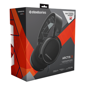 Picture of STEELSERIES ARCTIS 3 (BLACK) HEADSET